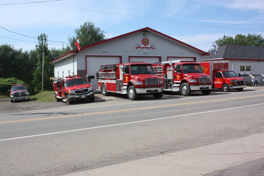 Inverness Volunteer Fire Department