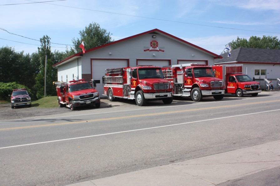Inverness Volunteer Fire Department