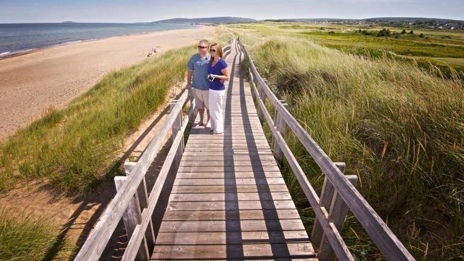Inverness Beach & Boardwalk