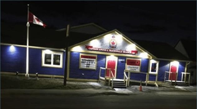 Captain Angus L. MacDonald Branch 132 – Royal Canadian Legion