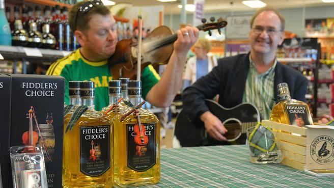 Cape Breton single-malt whisky distiller launches Fiddler's Choice