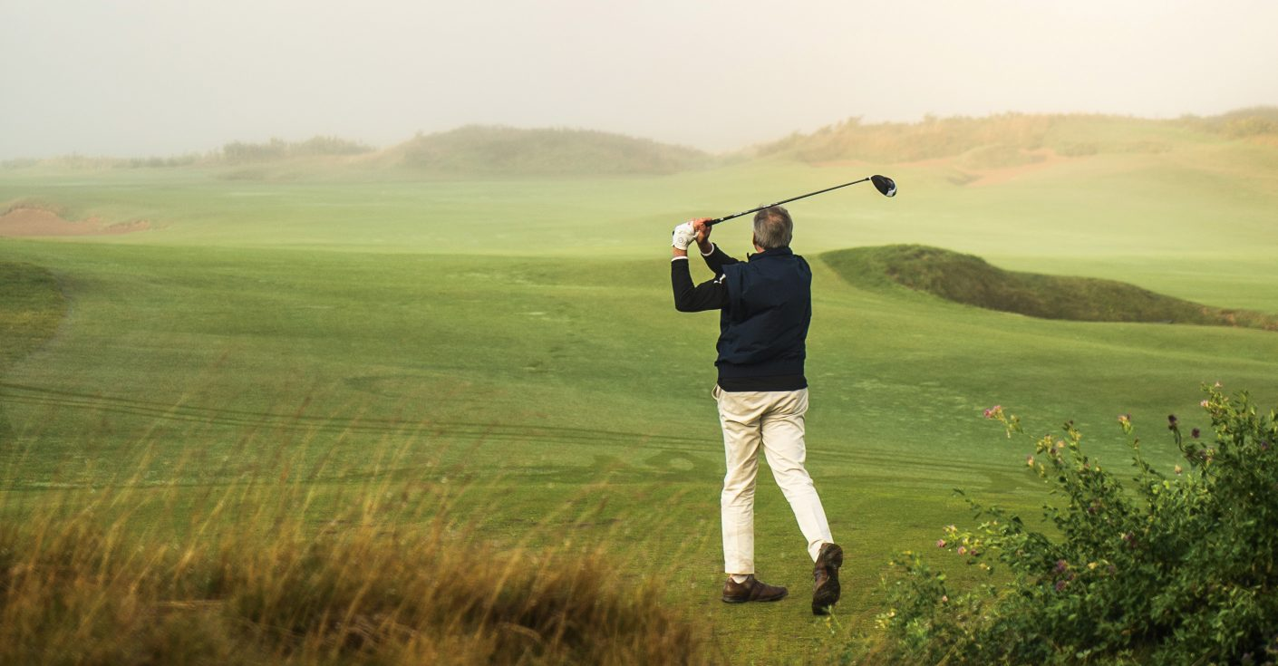 Cabot Links: A Golfer's Paradise